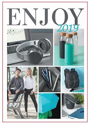 Werbeartikel-Katalog Enjoy 2019