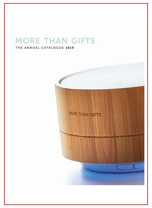 Katalog More Than Gifts 2019