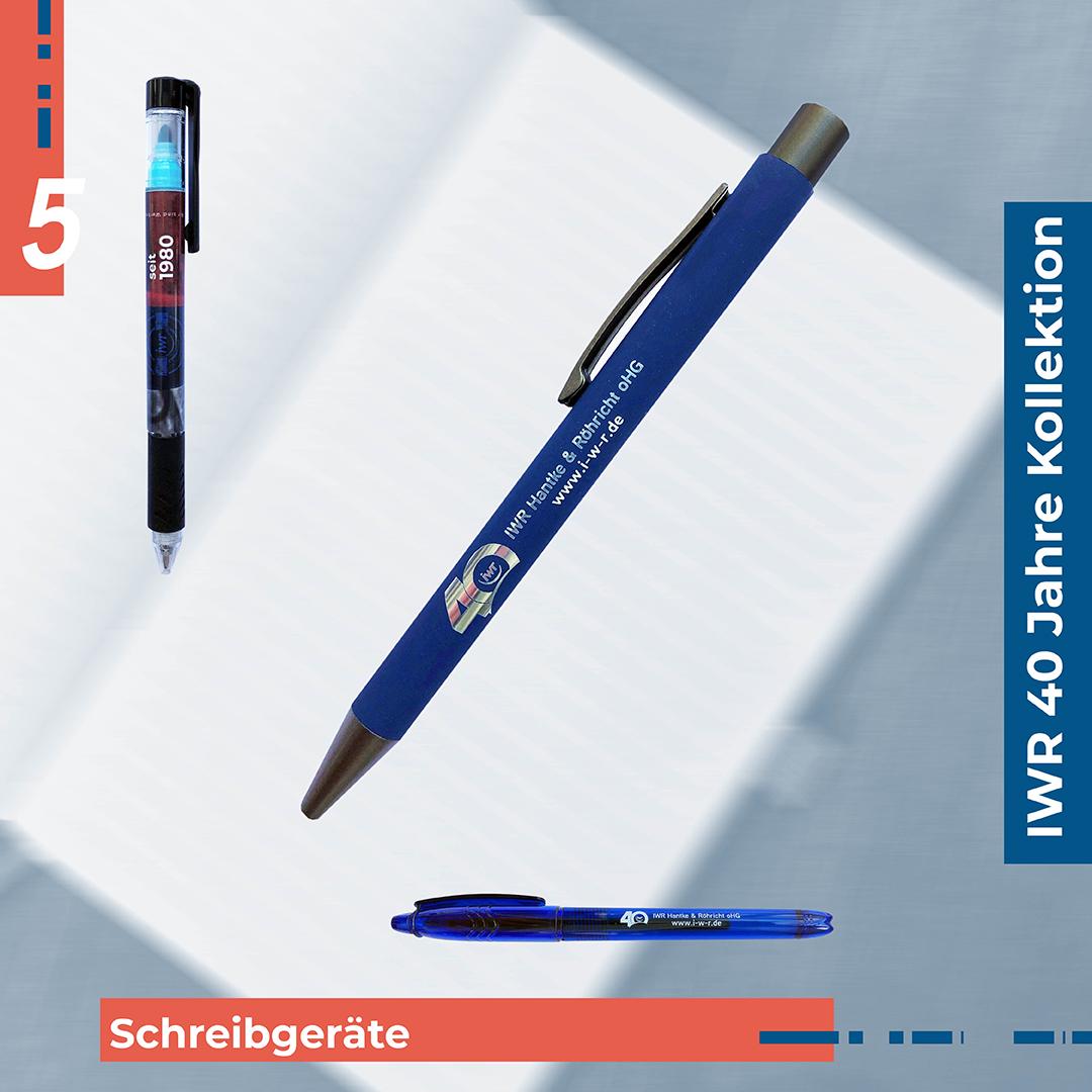 Kugelschreiber IWR