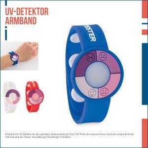 UV-Detektor Armband