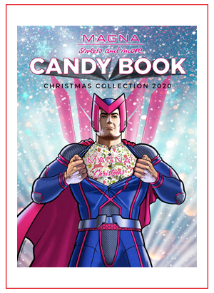 Candy Book Christmas 2020